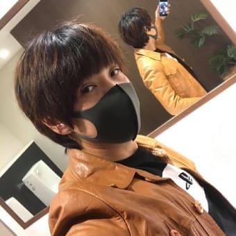 明日(10/15)UNIONFIELDでライブ!/今日はコンサ実況配信!/髪切ってきたよ!