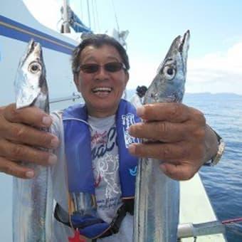 9月17日タチウオ狙い釣果
