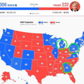 【米大統領選挙2020】 静かなる大多数。アメリカ愛国者の声が鍵。