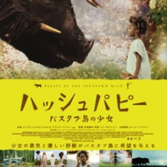映画『ハッシュパピー、バスタブ島の少女』を観て