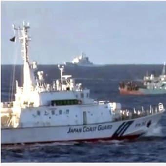 中国、漁船群の尖閣領海侵入を予告 「日本に止める資格ない」