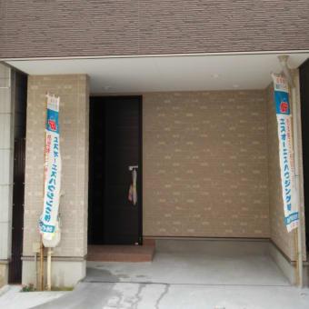 平野区瓜破西2丁目新築未入居戸建★2380万円!