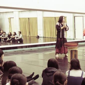 大久保宙 講義 台南應用科技大学 Workshop at Tainan University of Technology