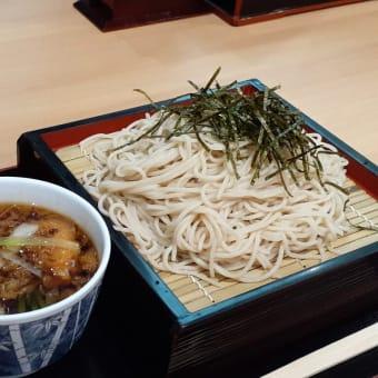 北海道議会食堂の特ざるそばをいただく <札幌でランチ(87)>