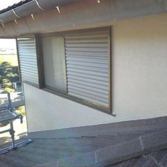 住宅外壁フッ素塗装