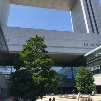 学会で名古屋に来ています