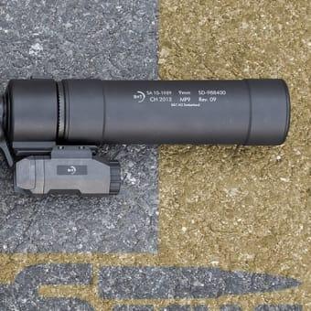 BRUGGER & THOMET TP9 Suppressor