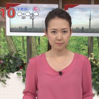高畑百合子 朝ズバッ! 12/02/12