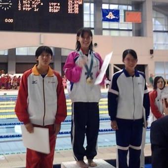 第28回 静岡招待スプリント選手権水泳競技大会 結果