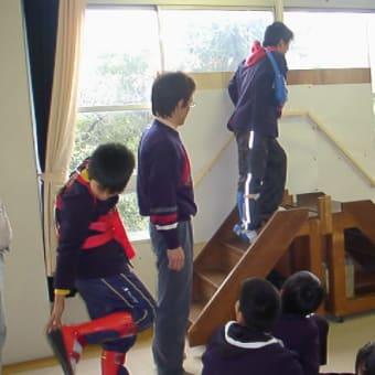 子ども建築塾(兵庫県建築士会加古川支部)