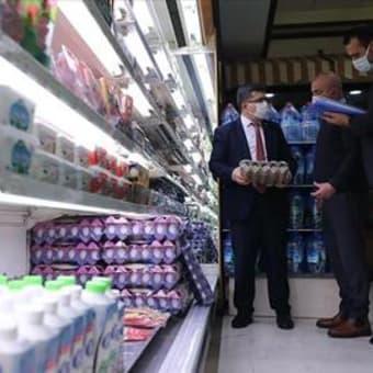 スーパーマーケットは基本的商品のみ販売