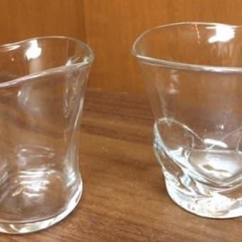 ガラスの器たち