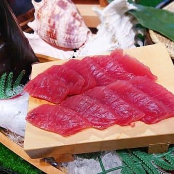 本日食べ放題メインコーナーにマグロのお刺身!漁師の浜焼 あぶりや ららぽーと湘南平塚店
