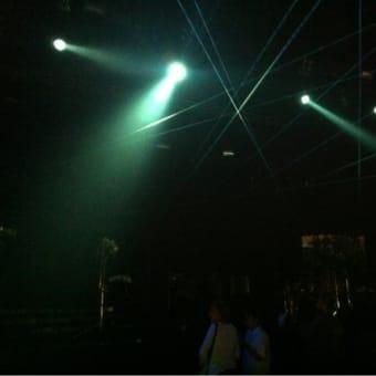 INSTRUMENTIのレコ発ライブ