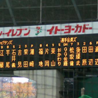 ファン感謝の集い2006
