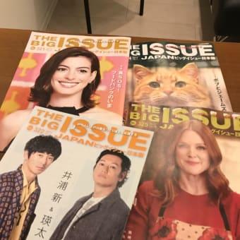 The Big Issue (ビック イシュー)