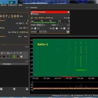 QSO/Satellite
