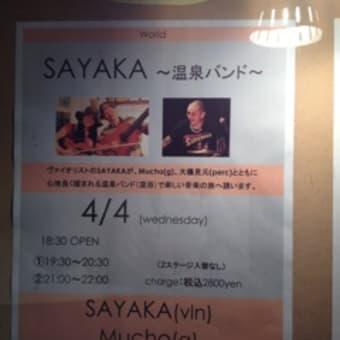 次のライブは日曜日アルフィー☆