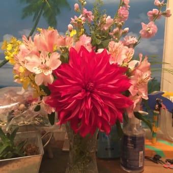 花のある生活。