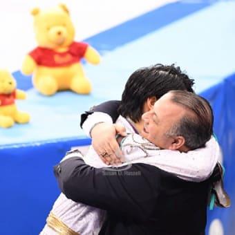 オリンピックの選手村・来年笑顔で~~