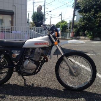 今月の激レア買取車 【スズキ SP370】