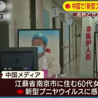 シナで「新型ブニヤウィルス」で7人死亡! 日本政府は直ちにシナ人を入国禁止すべきだ!