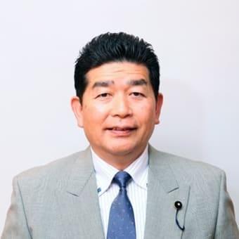 日本共産党県議の盗電未遂!  松坂英樹君!