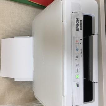 エプソン プリンター A4 インクジェット 複合機 カラリオ PX-049A買いました