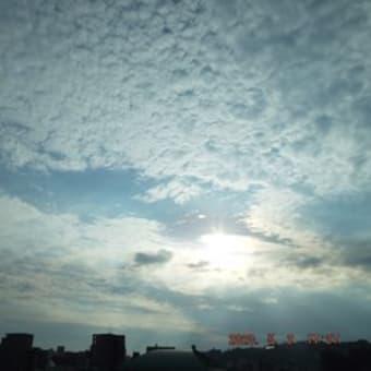 2020年05月02日(土) 晴れ ⇒ 宵から、雲広がる(深夜から、雨)。。