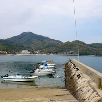 三豊市詫間町大浜船越東の風景
