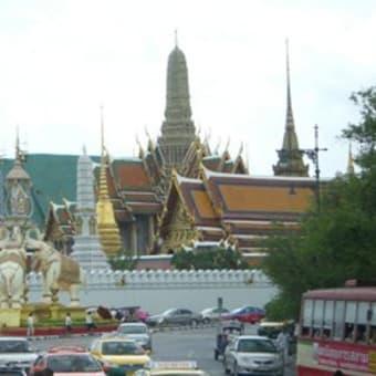 タイ旅行(観光編)