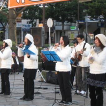駅前コンサート