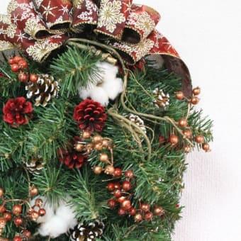 ♪クリスマススワッグ♪