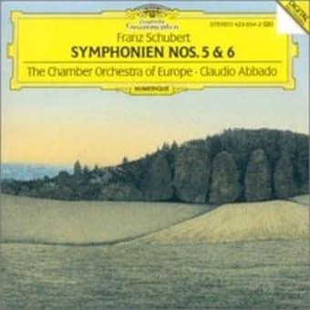 シューベルト:交響曲第5番 by アバド&ヨーロッパ室内管弦楽団