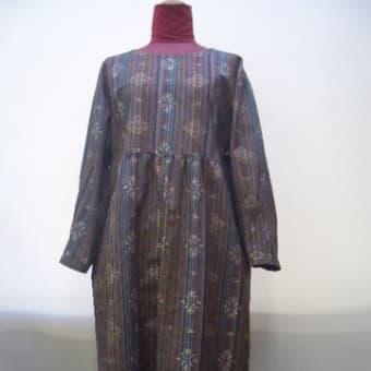 木綿の着物からエプロンドレス