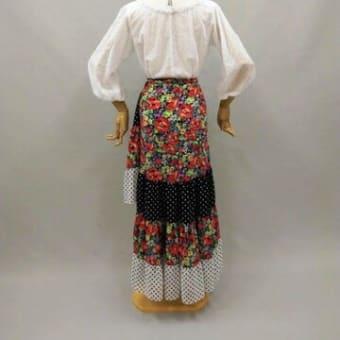 可愛いボヘミアン巻きスカートのプチセール!