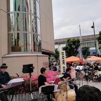 6月1日、2日赤羽台湾文化祭出演しました。