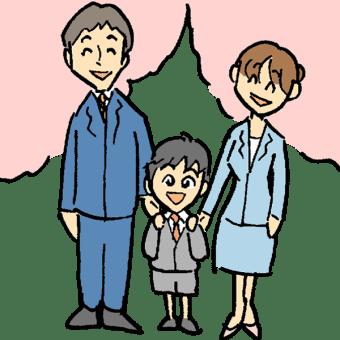 夫婦は私たちが中心。親よりもパートナーを大切にする。親の悪影響を断ち切る