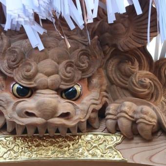 第一回 鶴見区だんじり祭り その1