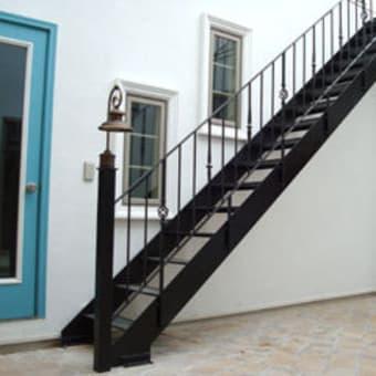 階段・階段手摺・手摺フェンスのご紹介