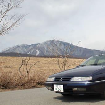 奥信濃早春風景