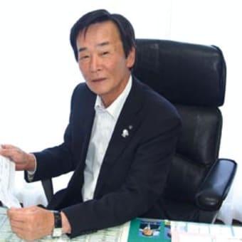 市木日高川町長が就任2年で折り返し 公約ほぼ実現、新たな施策へ 〈2015年5月29日〉