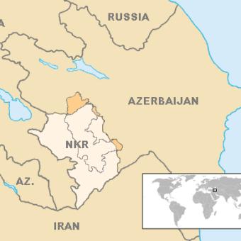 主権争いはこうなるよね。 アゼルバイジャンとアルメニアの国境で軍事衝突