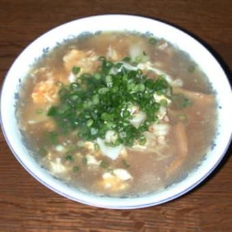 海鮮チャンポン麺