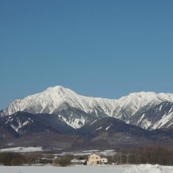 2013 八ヶ岳連峰
