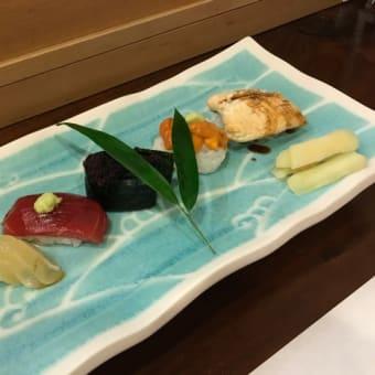 出張女子メシ 北見編 1人の時こそ「鮨幸」さんのお寿司