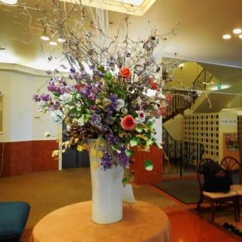 497 犬山城付近の犬山ホテルの桜と筍・・養老の温泉へ&・・まもなく新元号が発表[令和] れいわ