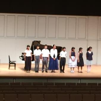 グレンツェンピアノコンクール&発表会リハーサル&カーブス