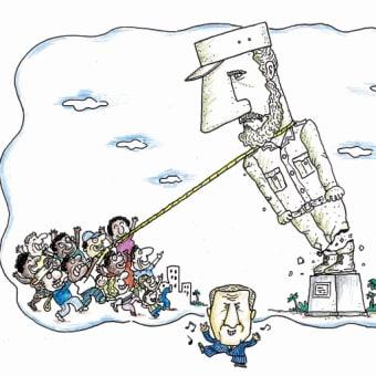 橋本勝の政治漫画再生計画-第35回-