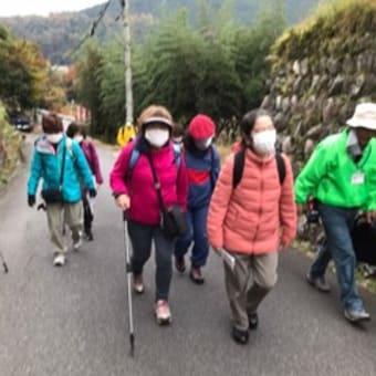 第4回 奈良FF 吉野宮滝ハイキング
